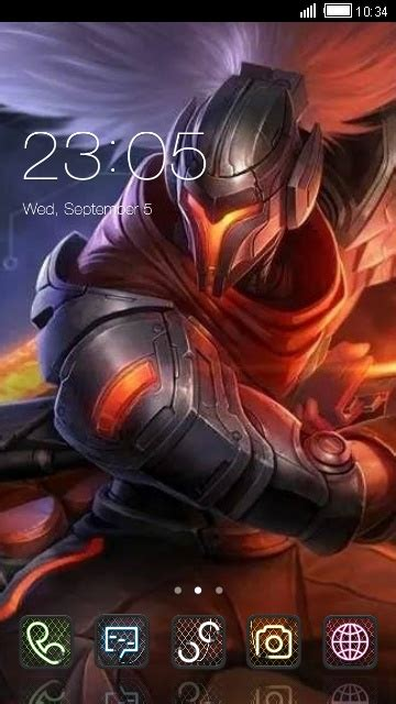 yasuo wallpaper hd android download project yasuo l o l theme for your android phone