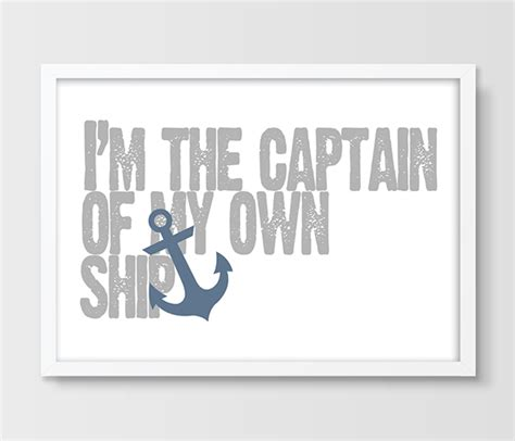 Anchor Print Inspirational Print Quot - inspirational motivational quote poster print home wall