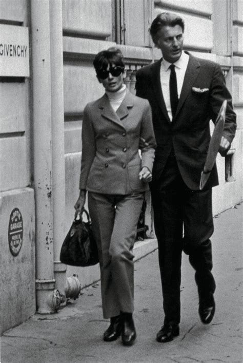 audrey hepburn designer givenchy the designer hailed as a personality maker by