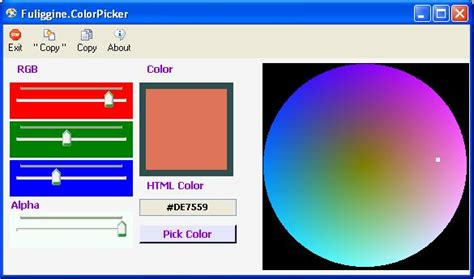 w3c color picker absolute color picker activex free for