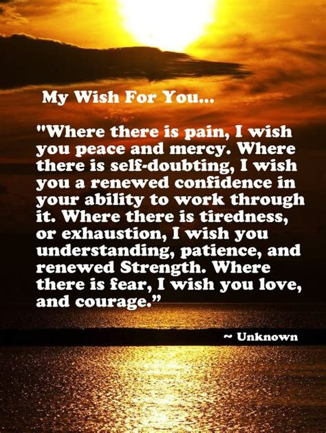 My Wish by Positive Amazing Quotes My Wish For You