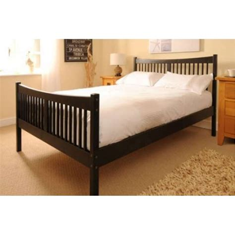 shaker bed frame combined solid wood shaker bedframe and mattress set