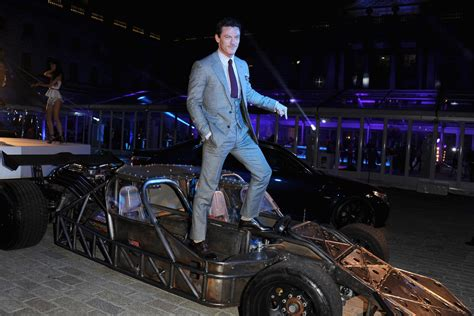 fast and furious london luke evans photos photos celebs attend the fast