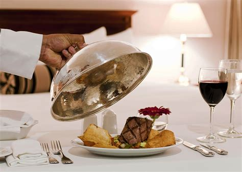 room food in defense of room service hotels are phasing it out but delivery will never compare