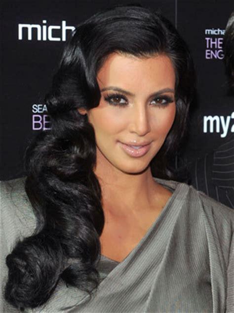 kim kardashian hairstyles 2010 help with old hollywood hair weddingbee