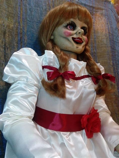 annabelle doll 1 11 best annabelle the conjuring replica 1 1 images on
