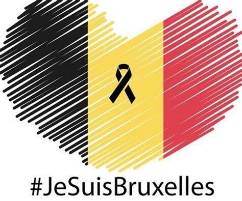imagenes luto bruselas ilustraciones por los atentados en b 233 lgica apoyo mundial