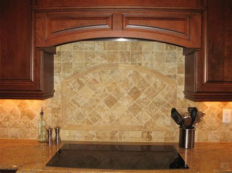 Travertine Tile Kitchen Backsplash Decor You Adore Backsplash Mania