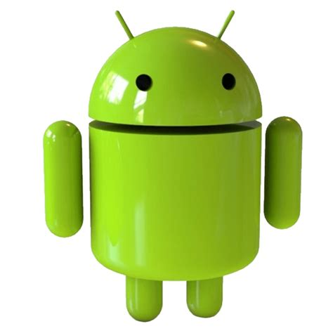 android robots android robot plastic figurine transparent png stickpng