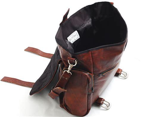 Handmade Leather Bags Usa - handmade leather messenger bag handmade 22 inch leather