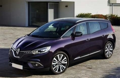 Renault Scenic 2019 by 2019 Renault Scenic Is Incredibly Modern Mpv Nissan Alliance