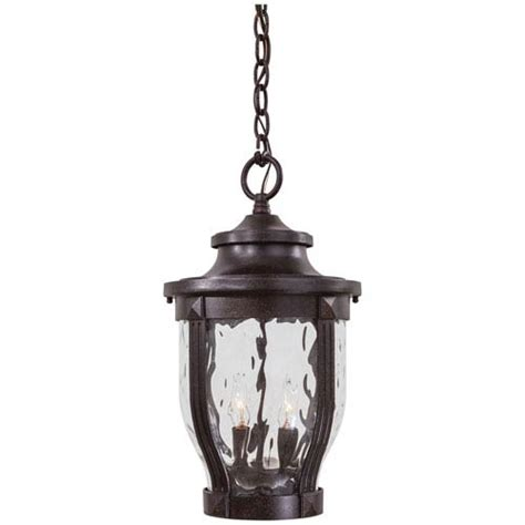 mill mason lighting westcott bronze three light outdoor pendant mill mason