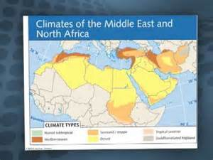 Climate Map Middle East by Middle East Amp Africa Climate Youtube