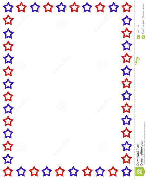 design frame usa patriotic border usa stock vector illustration of