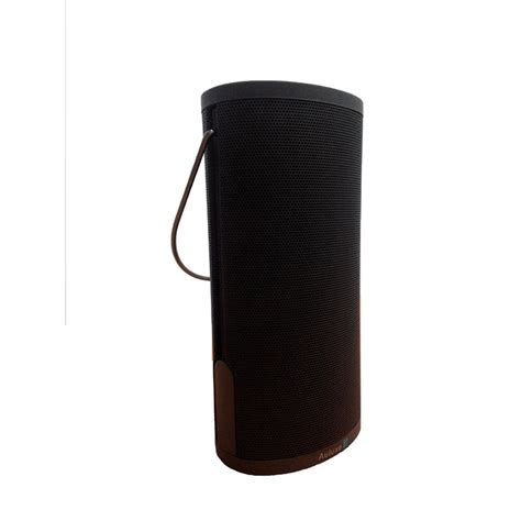 Auluxe X6 Handle Hitam Speaker auluxe x6 bluetooth wireless speaker pt central