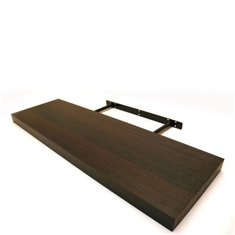 mastershelf value floating shelf 1200x230x36mm mastershelf