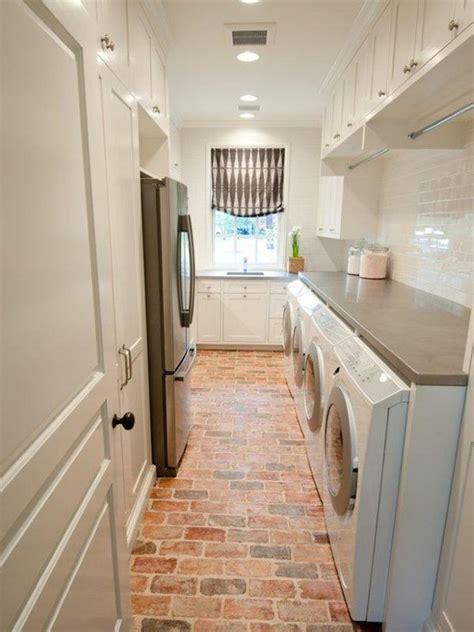 Best Flooring For Laundry Room 10 Brick Floor Design Ideas We