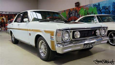 bs stillwell motor sold unrestored 1970 xw gt falcon seven82motors