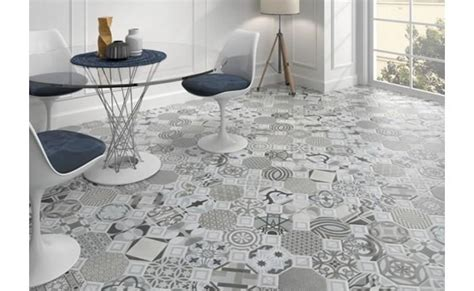 A Dozen Ways to Work In Patterned Tile   Keener Living