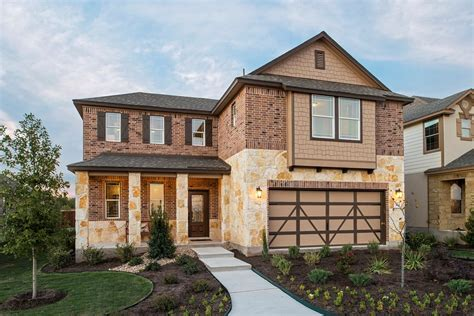 new homes for sale in georgetown tx la conterra