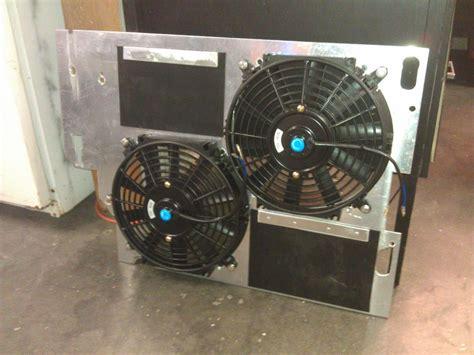 electric cooling fan with shroud radiator fan shroud ftempo