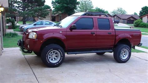 2004 nissan frontier lifted 04 nissan frontier youtube