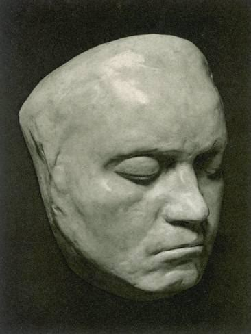 ludwig van beethoven biography german ludwig van beethoven death mask of the german composer