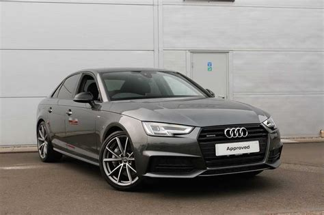 Audi A4 S Line Quattro For Sale by Used 2017 Audi A4 Saloon S Line 3 0 Tdi Quattro 272 Ps