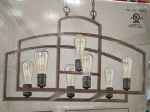 Chandelier Costco Dsi 7 Light Led Chandelier