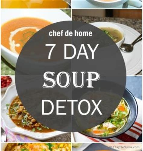 7 Day Soup Detox by Restaurant Style Indian Garlic Naan Recipe
