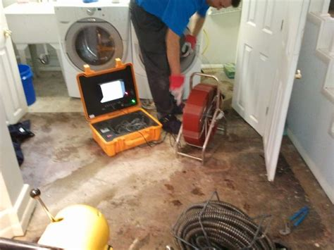 Plumbing Repair Chicago Il by Tree Roots Caused Sewer Backup Sewer Rodding Repair In