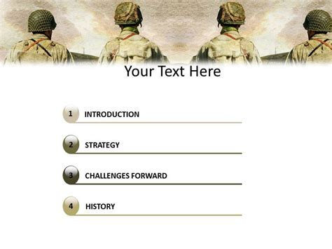 Military powerpoint template bellacoola military powerpoint templates army powerpoint templates template powerpoints templates toneelgroepblik Images