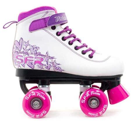 Gir Box Vixion Original sfr vision ii roller skates white pink