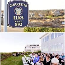 Wedding Venues Gloucester Ma by The Elks At Bass Rocks Venue Gloucester Ma Weddingwire