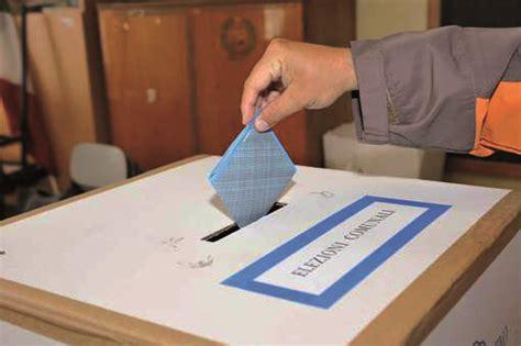 ministero interno elezioni l 11 giugno al voto per le amministrative ballottaggi il