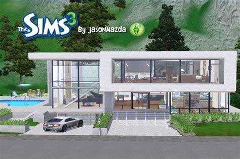unique modern sims 3 house plans new home plans design unique modern sims 3 house plans new home plans design