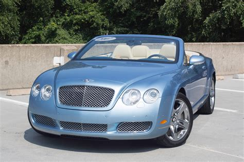 2007 bentley gtc 2007 bentley continental gtc stock p049328 for sale near