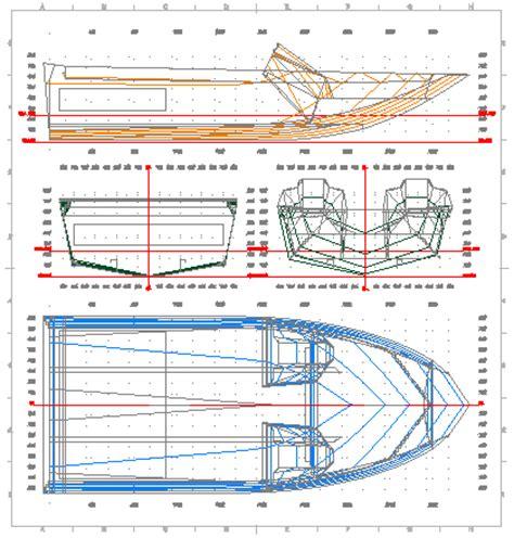 mini jet boat hull design rc boat hull free plan