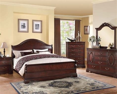 Acme Bedroom Furniture Sets by Bedroom Set Beverly By Acme Furniture Ac22730set