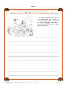 thanksgiving activities for fifth grade write a thanksgiving story reading worksheets spelling