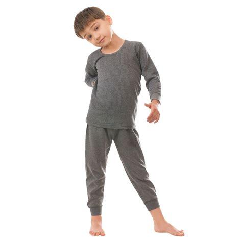 buy zimfit thermal wear for boys top lower