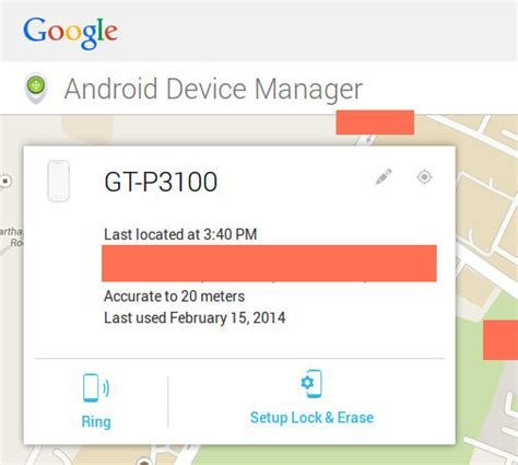 android device manager unlock how to find lock and erase data of a stolen android smartphone tablet