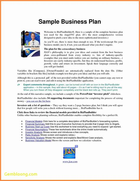 real estate investing business plan template new real estate business plan template best templates