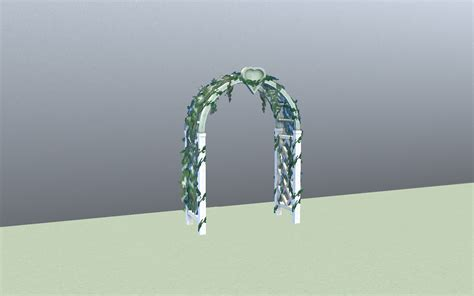 Wedding Arch Sims 4 Cc by Mod The Sims All Sims 3 Wedding Arches Set