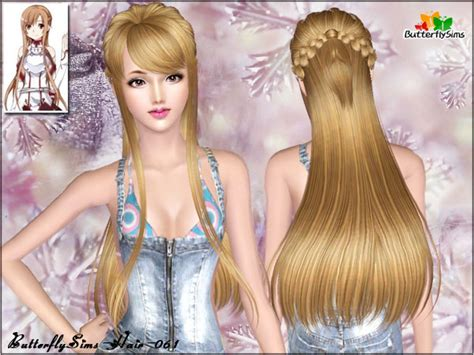 hairstyle customizer female hair061 hairstyles b fly provide personalized