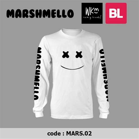 Tshirt Kaos Marshmellow Dj jual kaos marshmallow dj 02 di lapak warung kreatif je bastari