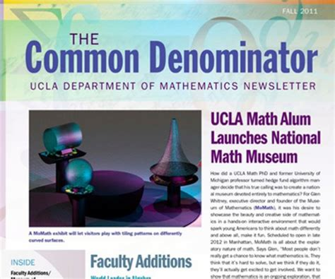 Pre Mba Math Review by Ucla Department Of Mathematics