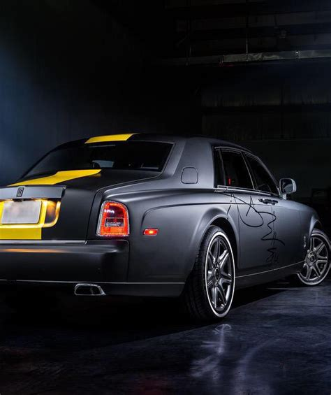 roll royce steelers pittsburgh steeler antonio brown customizes new rolls