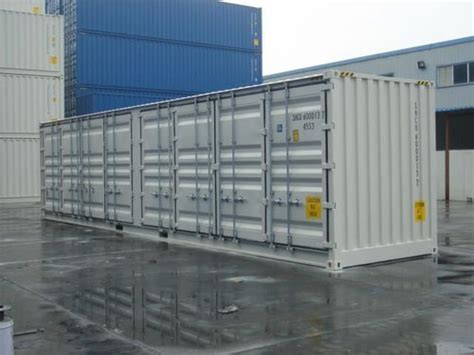 40 Open Side Shipping Container Price by China 40 Ft Shipping Container With Open Side Photos