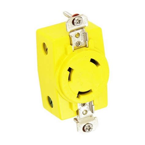 hubbell 328dcr 3 wire receptacle